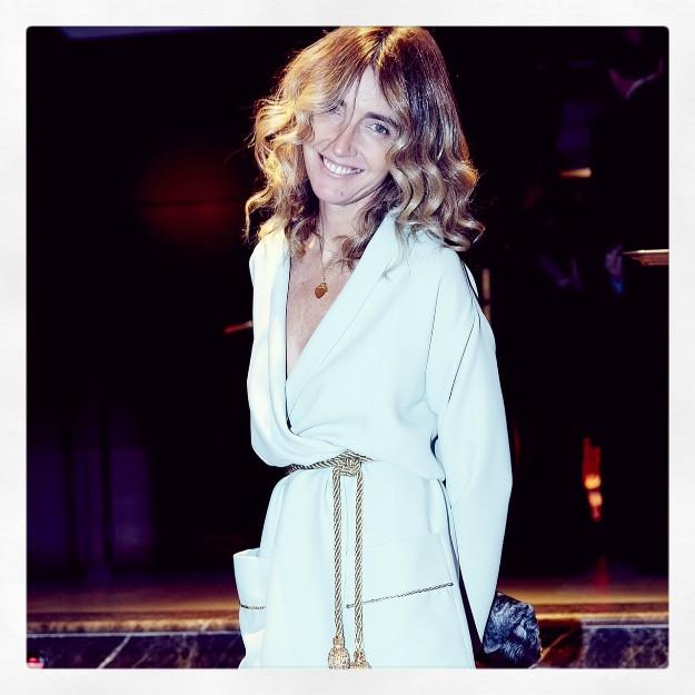Julia Martínez, jefe de estilistas de TELVA