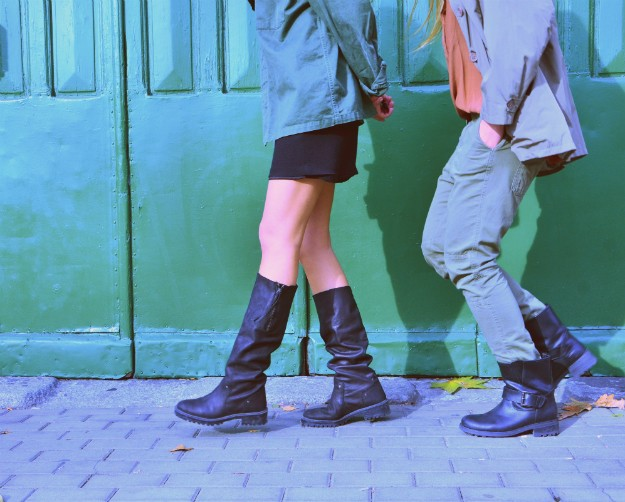 In a Militar way