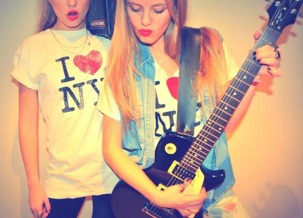 Mama, I wanna be a Rock Star!