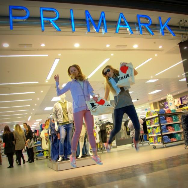 Reapertura Tienda Primark
