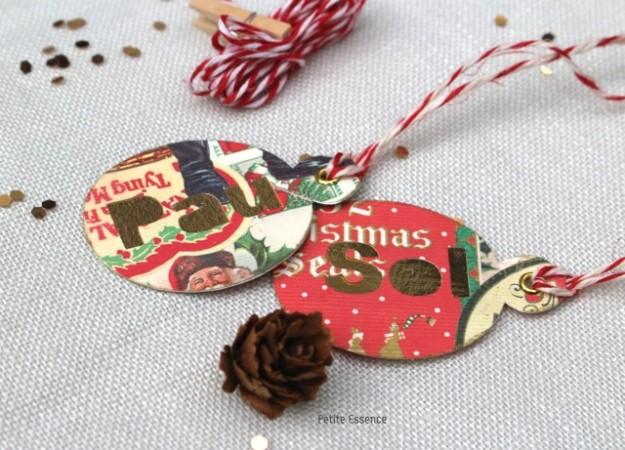 Etiquetas para tus regalos navideños