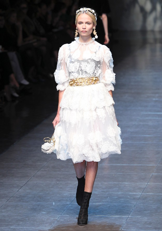 Dolce&Gabbana 2012/2013 Otoño-Invierno