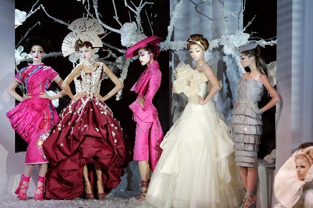 John Galliano para Dior