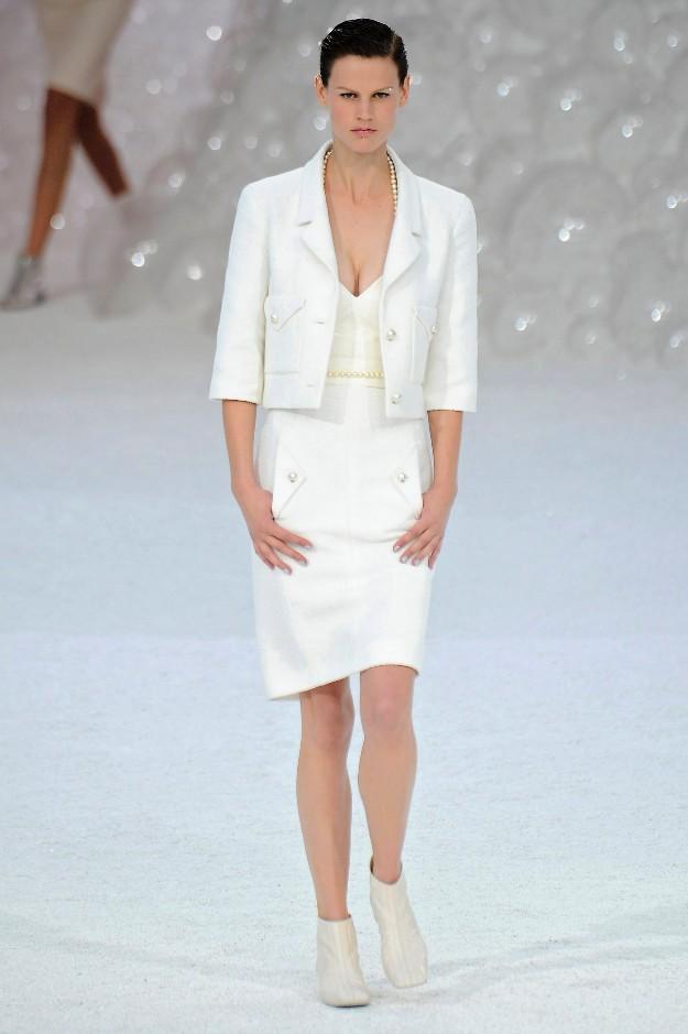 Chanel primavera - verano 2012