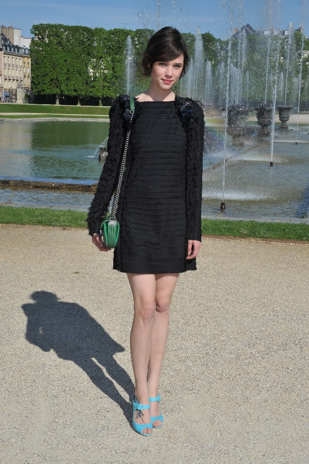 CHANEL Cruise 2012/2013 - Astrid Berges Frisbey