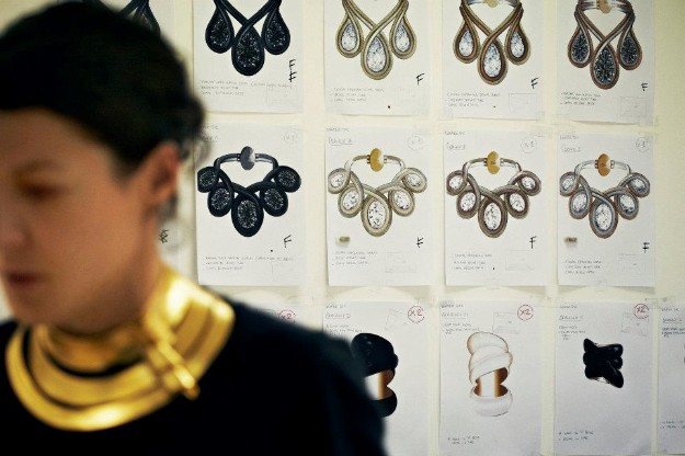 Camille Miceli, directora creativa de accesorios para Dior.