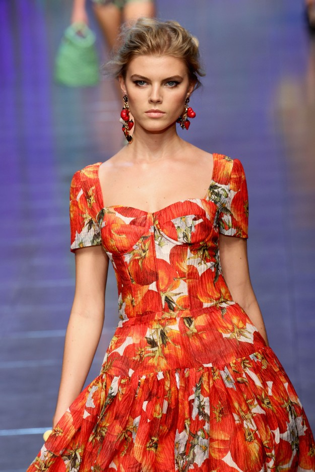 Dolce & Gabbana Primavera-Verano 2012