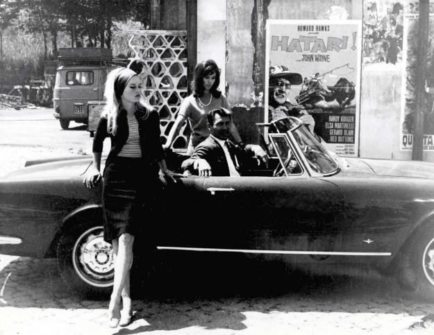 El desprecio (1967)