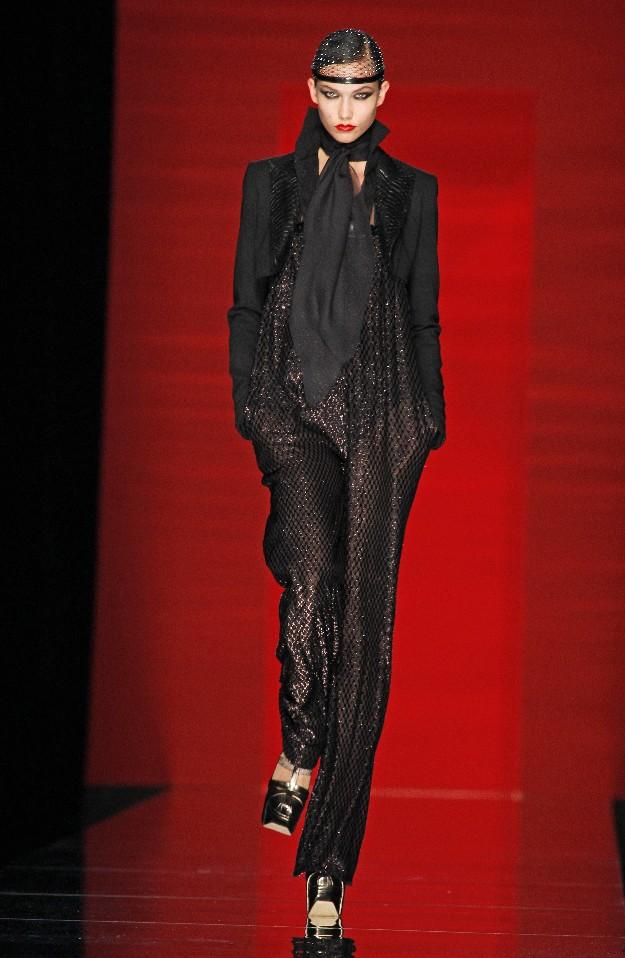Jean Paul Gaultier A/W Haute Couture 2012/2013