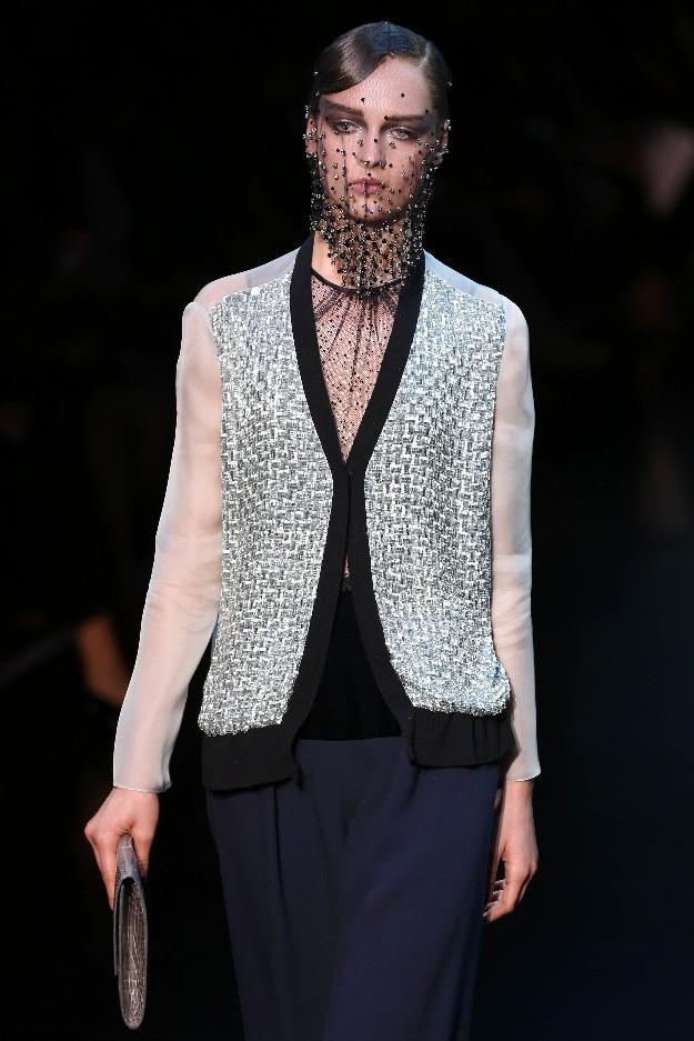 Giorgio Armani Privé A/W Haute Couture 2012/2013
