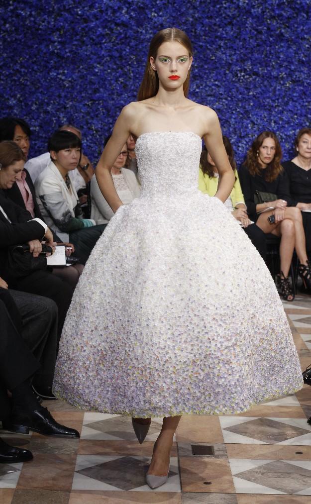 Dior A/W Haute Couture 2012/2013