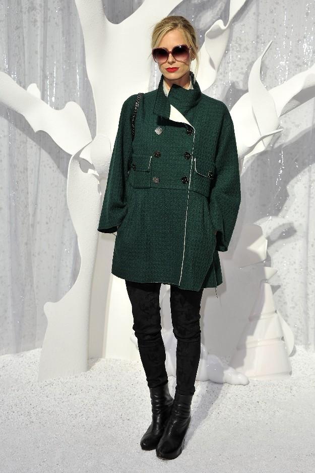 Laura Bailey - Karl Lagerfeld siente verdadera adoración por ella, es toda una chica CHANEL.