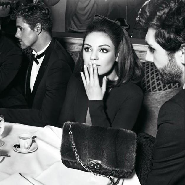 Mila Kunis - Campaña Miss Dior
