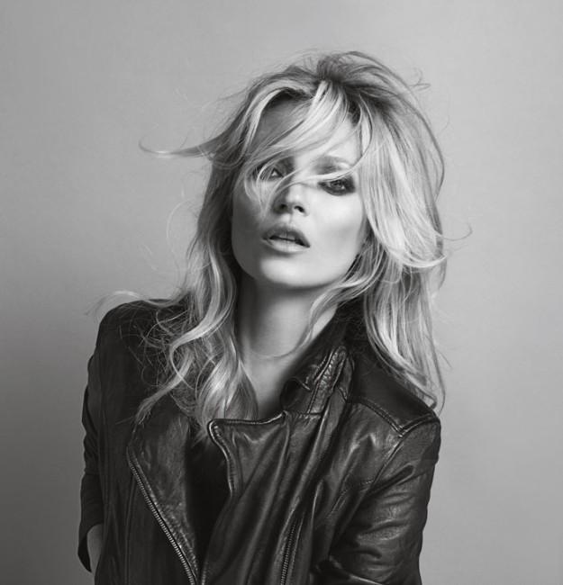 Kate Moss para MANGO Colección Otoño - Invierno 2012/2013