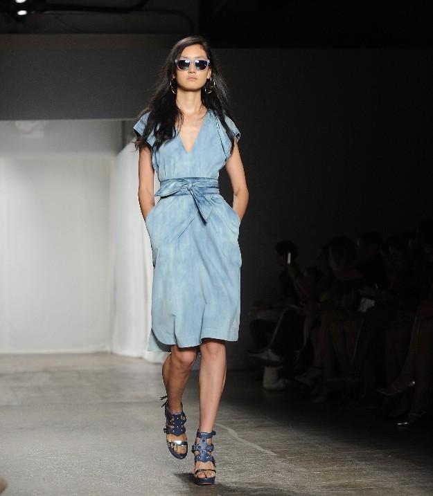 Rebecca Taylor Spring/Summer 2013 - MBFW NEW YORK