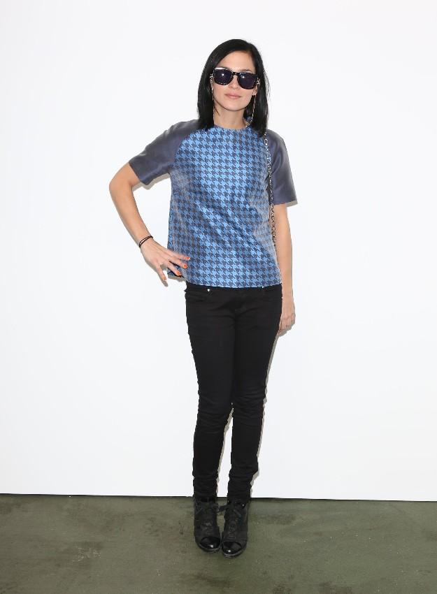 Leigh Lezark - London Fashion Week - LFW