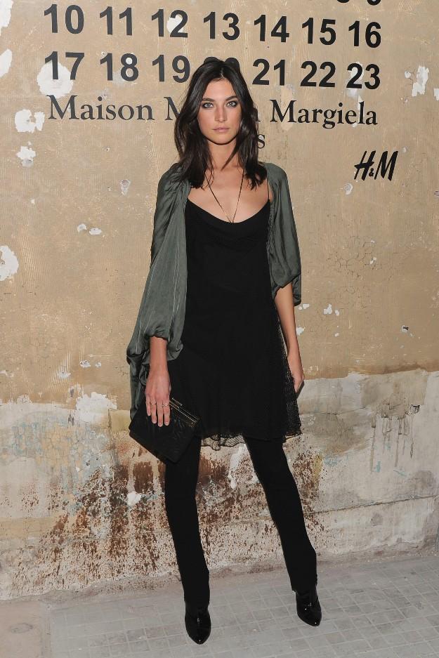 Maison Martin Margiela para H&M -  Jacquelyn Jablonski
