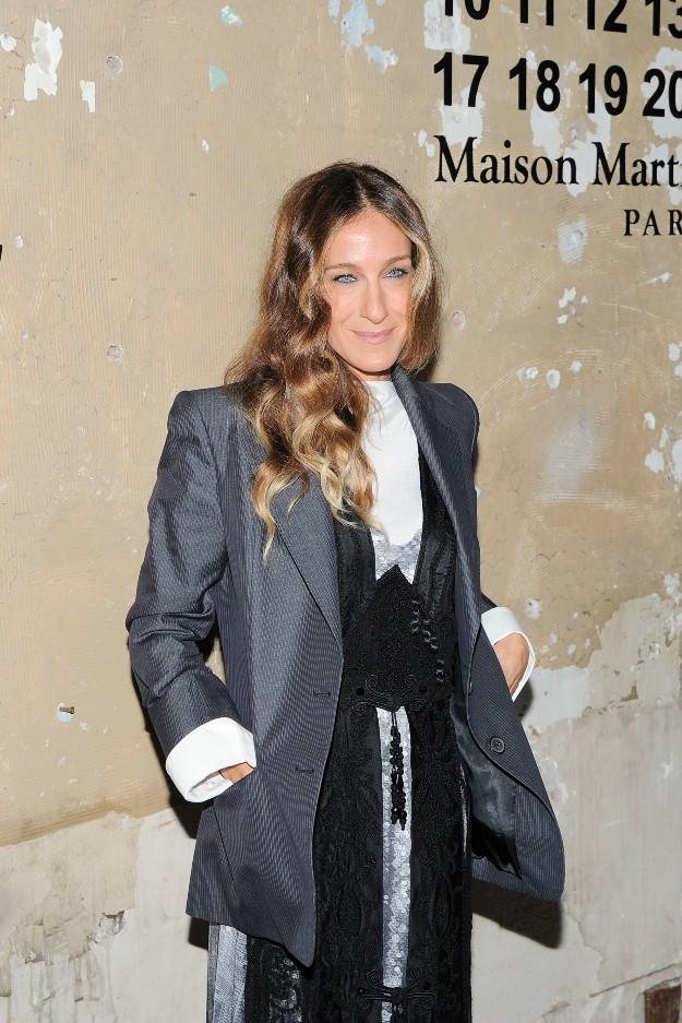 Maison Martin Margiela para H&M -  Sarah Jessica Parker