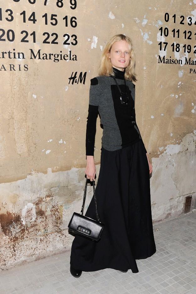 Maison Martin Margiela para H&M -  Hanne Gaby Odiele