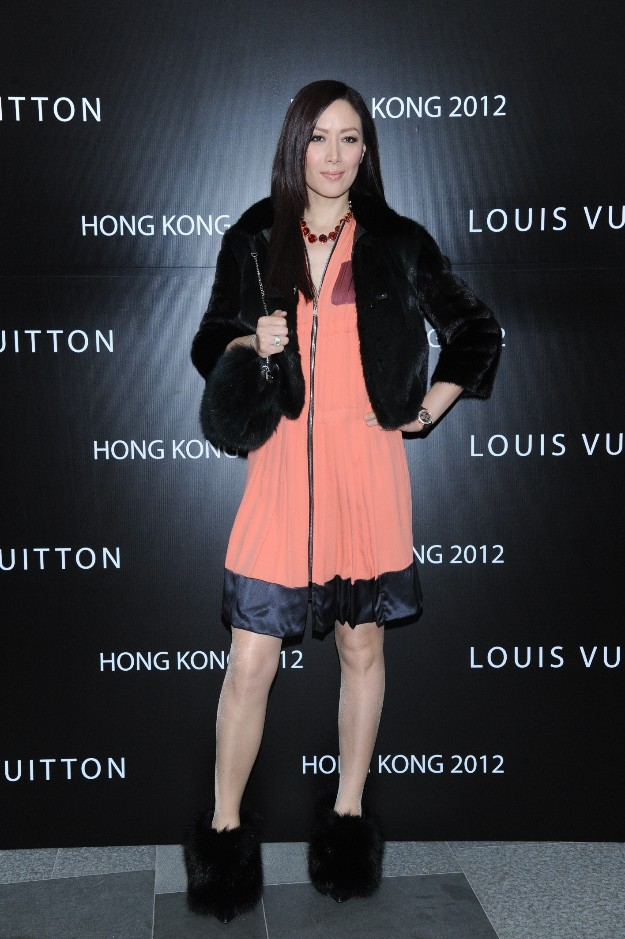 Sophia Kao - Louis Vuitton