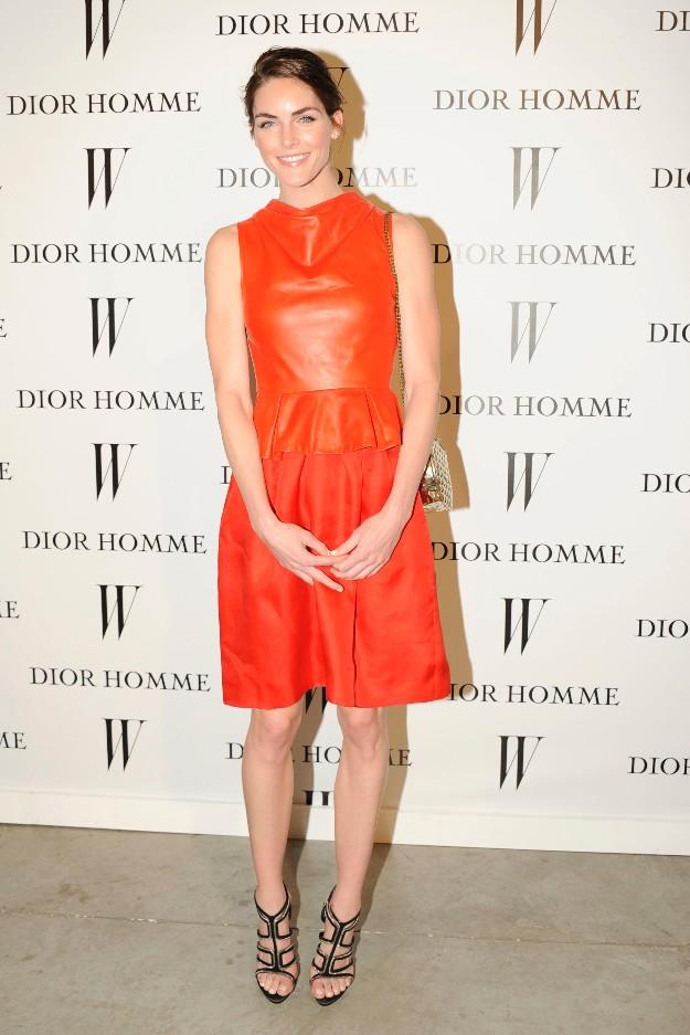 Hilary Rhoda - Dior