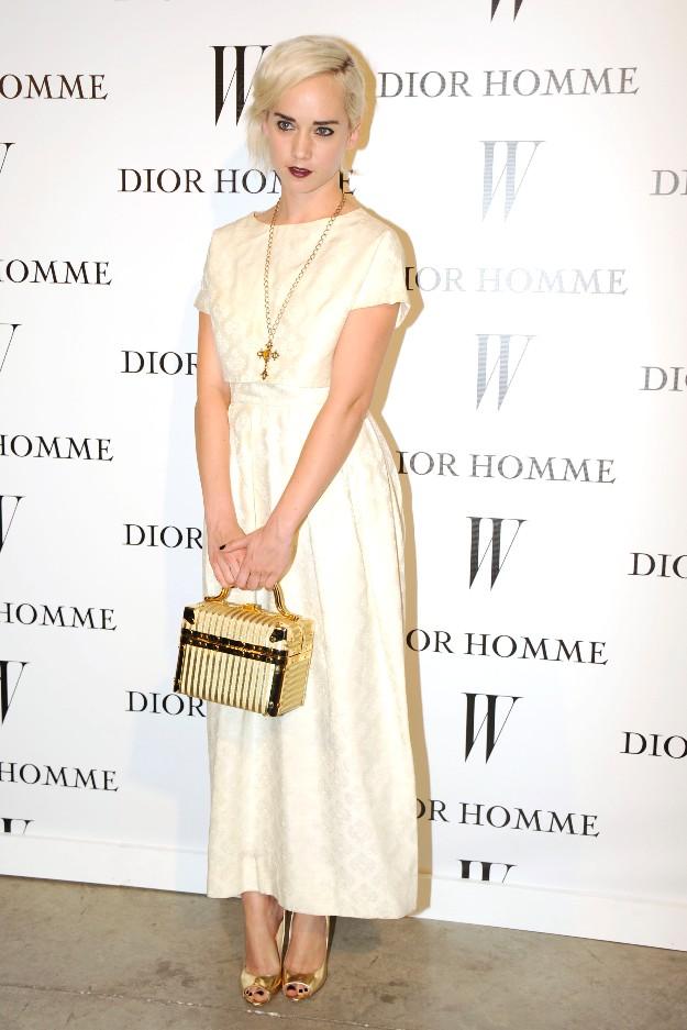 Caitlin Moe - Dior