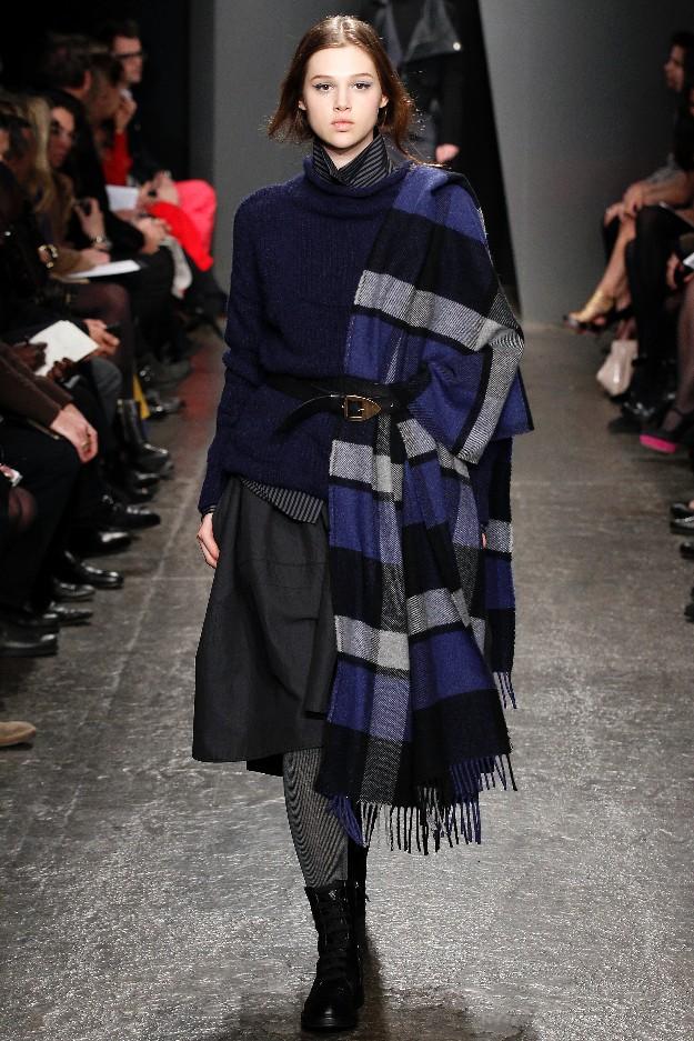 Donna Karan A/W 2012/2013