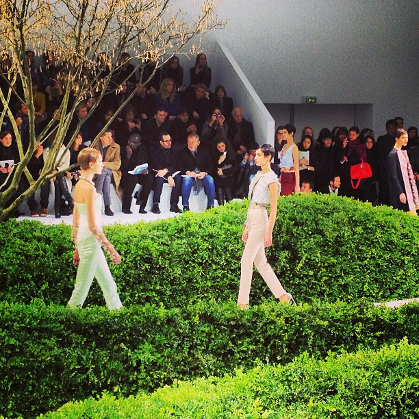 Dior Haute Couture SS13 via @germanlarkin // Instagram