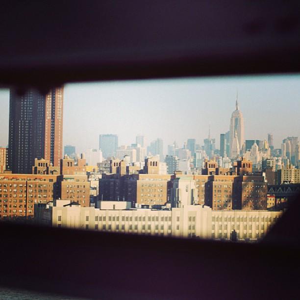 Carolina Engman - Postal de NYC