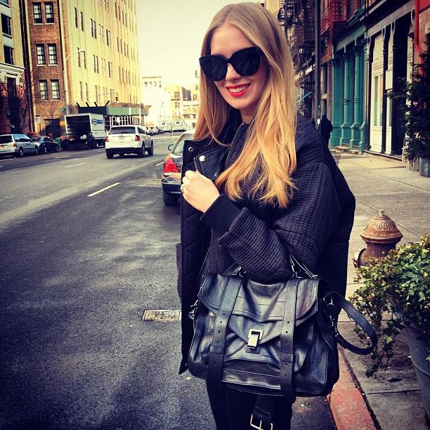 Carolina Engman - Proenza Schouler Bag