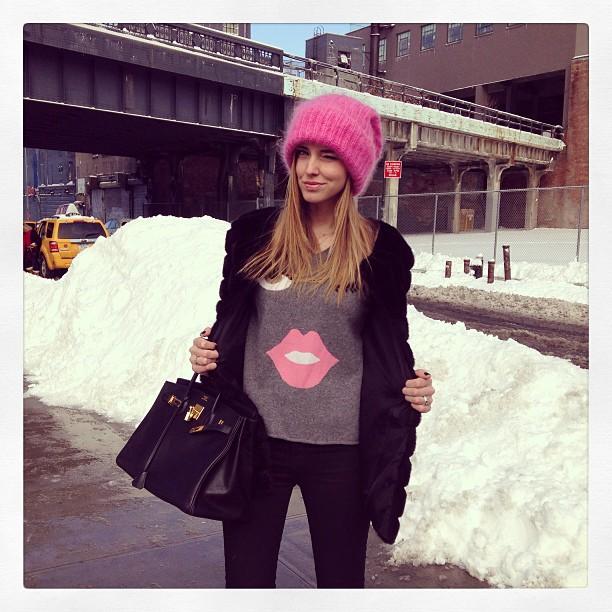 Chiara Ferragni- MBFW NY - NYFW