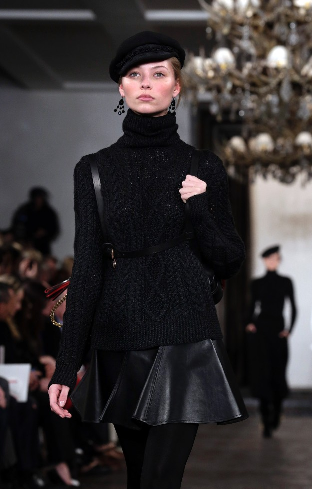 Ralph Lauren A/W 2013/2014 - MBFW NEW YORK - NYFW