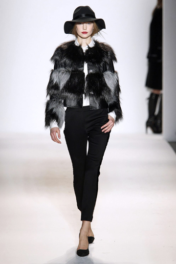 Rachel Zoe A/W 2013/2014 - MERCEDEZ-BENZ FASHION WEEK NEW YORK - NYFW