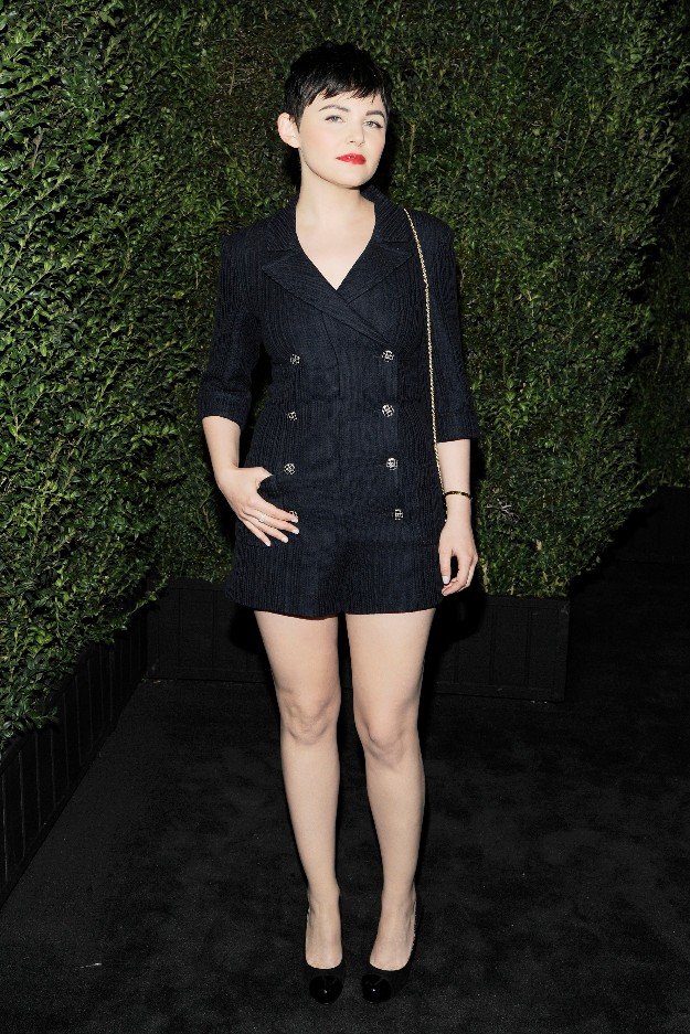 Ginnifer Goodwin - CHANEL LA Party