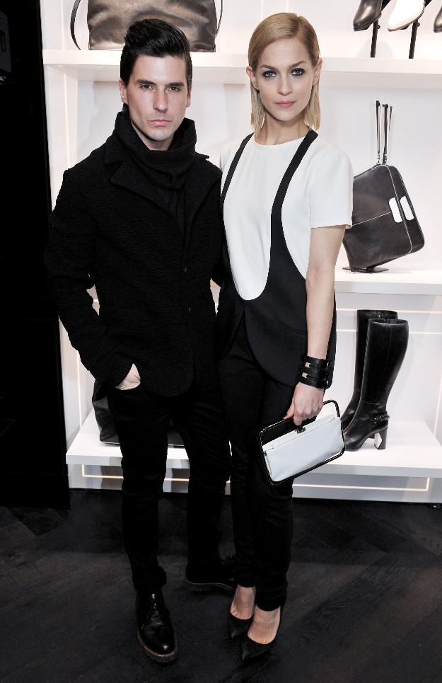 Leigh Lezark - Karl Lagerfeld Boutique - PFW