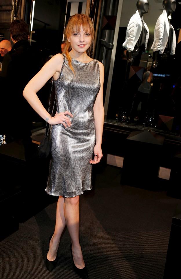 Laura Hayden - Karl Lagerfeld Boutique - PFW