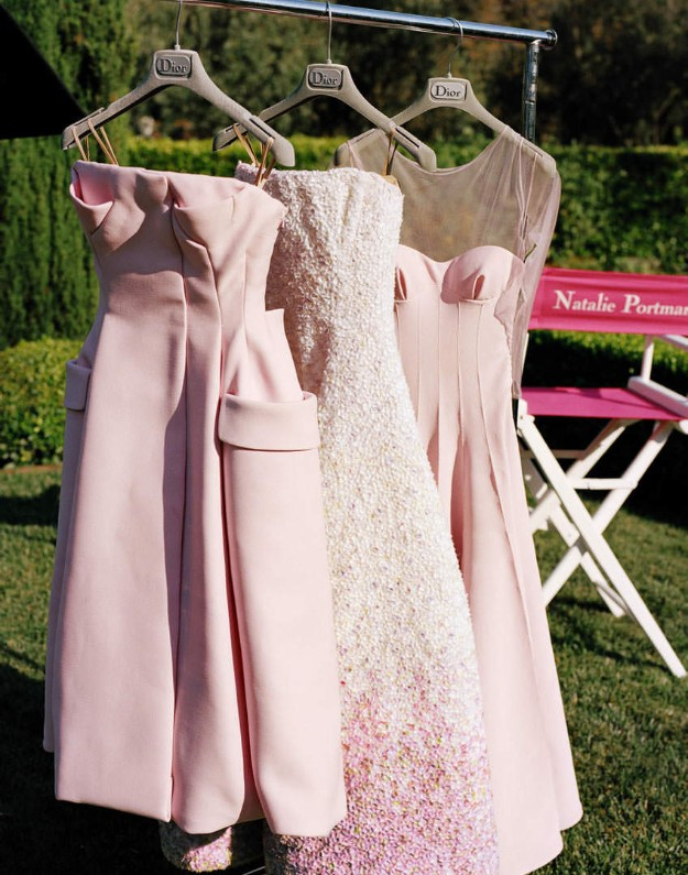 Alta Costura Raf Simons para Dior - Miss Dior - La Vie en Rose - Making of