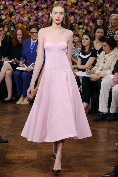 Alta Costura Raf Simons para Dior Otoño-Invierno 2012/2013