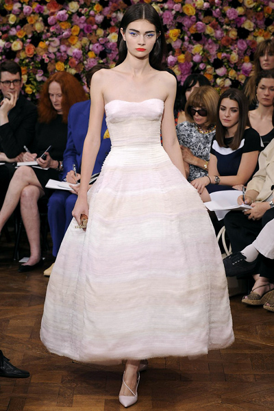 Dior Alta Costura Otoño-Invierno 2012/2013