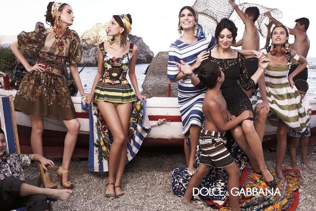Dolce & Gabbana SS13 - Campaign