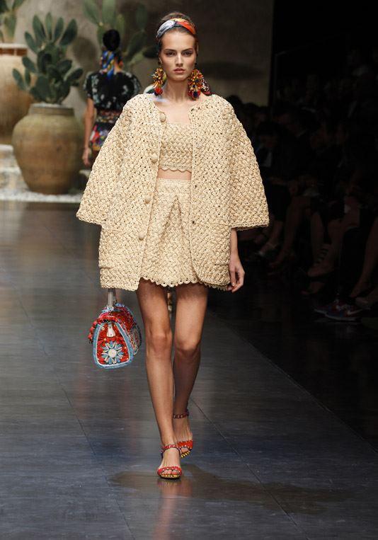 Dolce & Gabbana SS13
