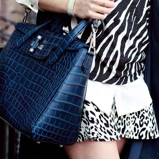 Andy Torres - Style Scrapbook - Neri Karra Bag