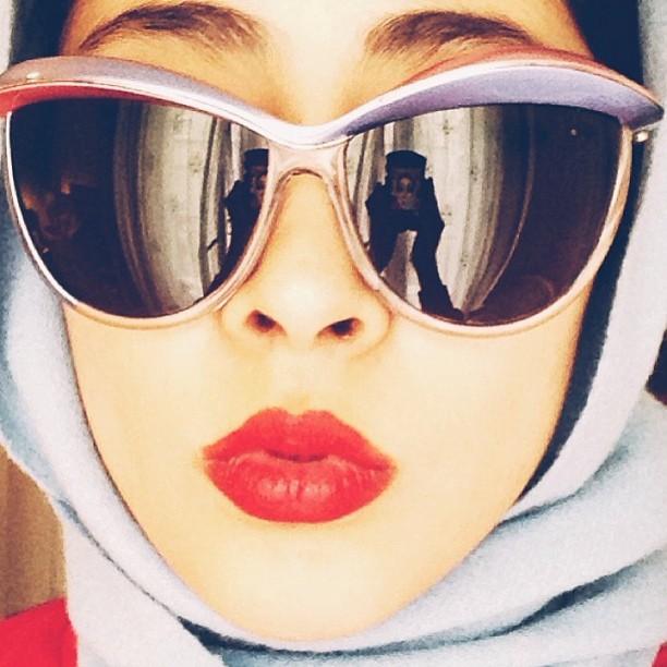 Denni Elias - Chic Muse - Dior Sunglasses