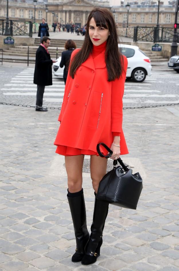 Caroline Sieber - Noe Bag de Louis Vuitton