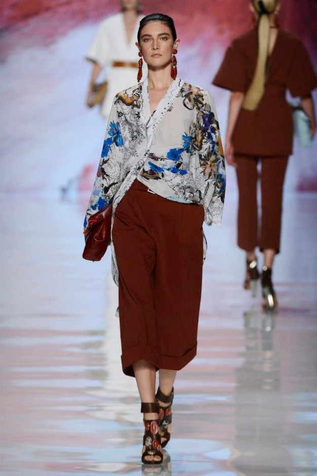 Etro SS13 - Kimono
