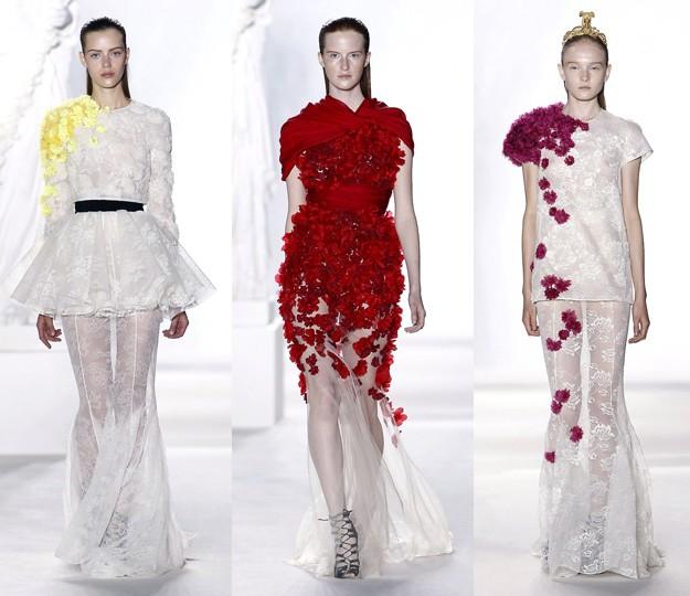 Giambattista Valli Haute Couture Fall 2013 - Alta Costura