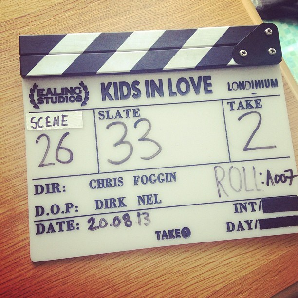Kids in Love - Cara Delevingne