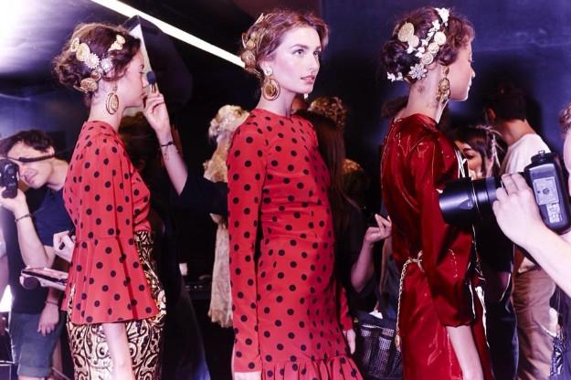 Dolce & Gabbana - SS14 Spring/Summer 2014 - Milan Fashion Week