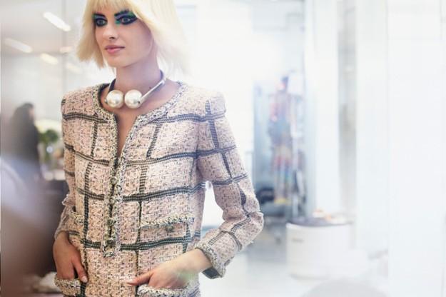 Chanel - Spring/Summer 2014 - SS14 - Paris Fashion Week