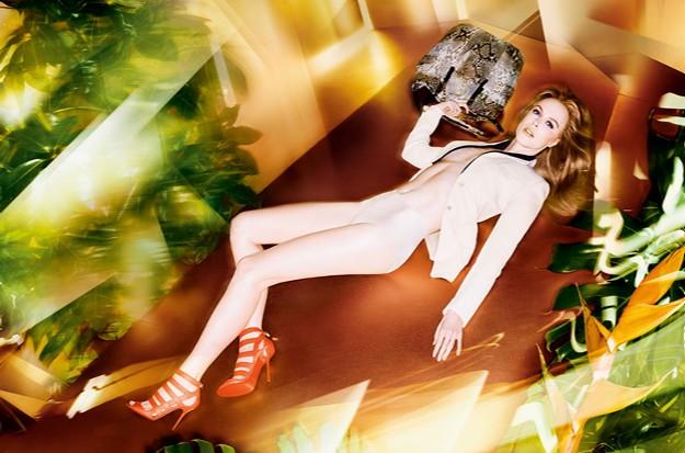 Jimmy Choo SS14 - Nicole Kidman